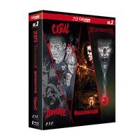 Coffret Cult'horror Volume 3 Blu-ray