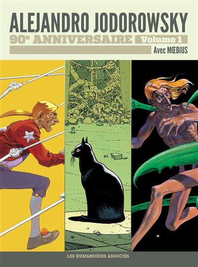 Jodorowsky 90 ans T1 : L'Incal - Les Yeux du chat