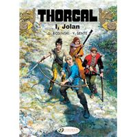 Thorgal Vol. 22 - I, Jolan