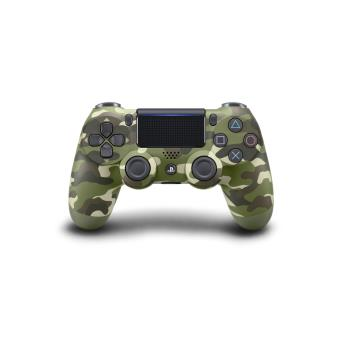 Manette PS4 Sony Dual Shock Green Camo V2