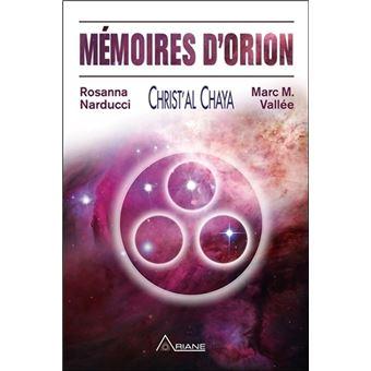 Mémoires d'Orion - Christ'al Chaya