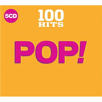 100 Hits Pop ! Coffret