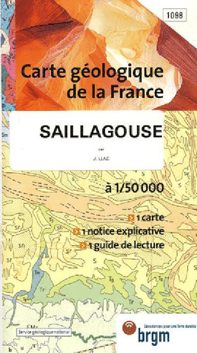 1098 c.geol.1/50 saillagouse