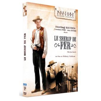 Le Shérif de fer DVD