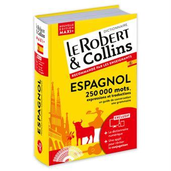 Carte Espagne Telecharger.Le Robert Collins Maxi Espagnol Carte Telechargement Ne Et Son