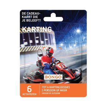Bongo NL Select Giftcard Karting