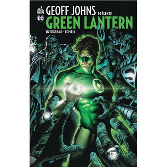 Green LanternGeoff Johns présente Green Lantern