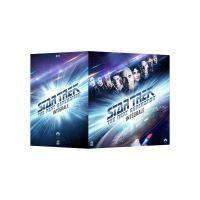 Coffret Star Trek : La nouvelle génération L'intégrale DVD