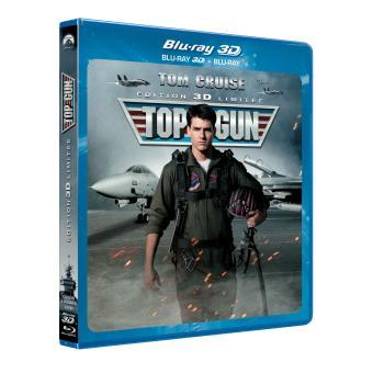 Top Gun - Blu-Ray 3D