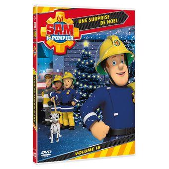 Sam le pompierSam le pompier/volume 18 une surprise de noel