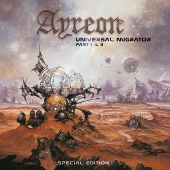 Universal Migrator I & II - 2CD