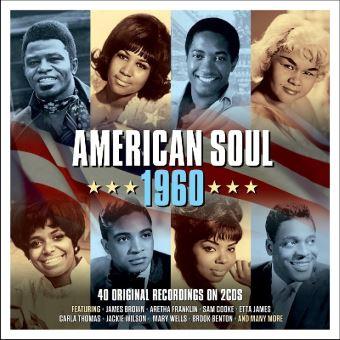 AMERICAN SOUL 1960/2CD