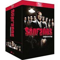 Coffret Les Soprano L'intégrale Blu-ray
