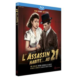 L'assassin habite... au 21 Blu-ray