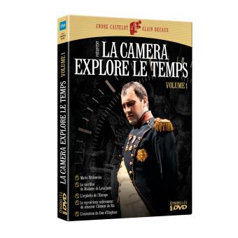 La Caméra explore le tempsLa Caméra explore le temps Volume 1 DVD