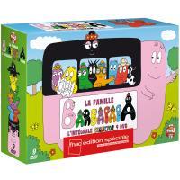 La famille Barbapapa Coffret 9 films Edition spéciale Fnac DVD