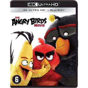 ANGRY BIRDS MOVIE-BIL-2BLURAY 4K