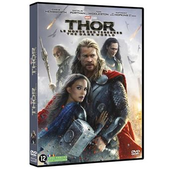 ThorThor : Le monde des ténèbres DVD
