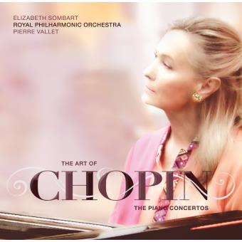 Art of chopin:piano conce