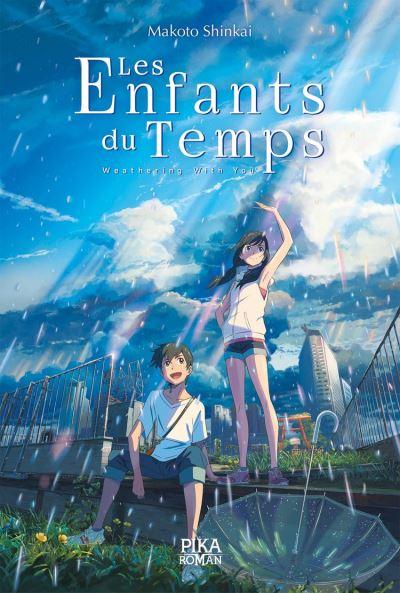 Les Enfants du Temps - Weathering With You - 9782376320401 - 9,99 €