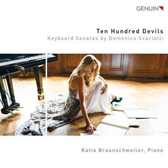 Ten hundred devils/sonates pour piano