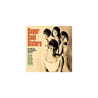 SUPER SOUL SISTERS/3CD