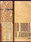 La Bible de Jérusalem - Major - Toile bleue