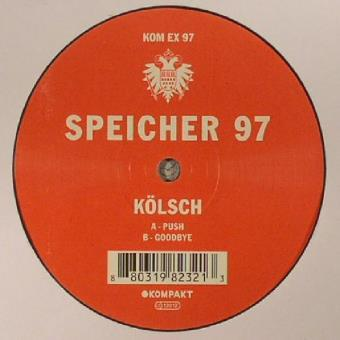 PUSH / GOODBYE (SPEICHER 97)/LP