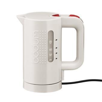 Bouilloire électrique Bodum Bistro 11451-913EURO 0,5 L 700W Blanc