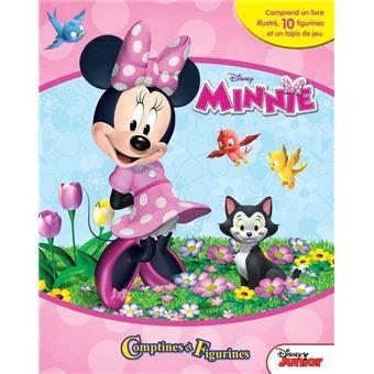 MickeyComptines et Figurines Minnie