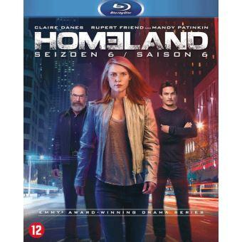 Homeland - Seizoen 6 BIL Bluray