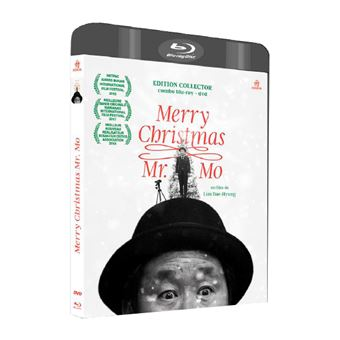 Merry Christmas Mr. Mo Combo Blu-ray DVD