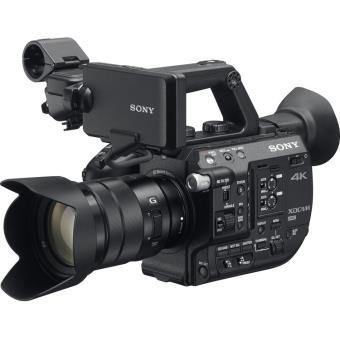 Caméscope Sony PXW-FS5K Noir WiFi et NFC