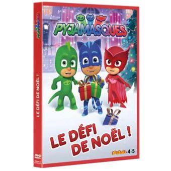 Les PyjamasquesPyjamasques Saison 1 Volume 3 Le défi de Noël DVD