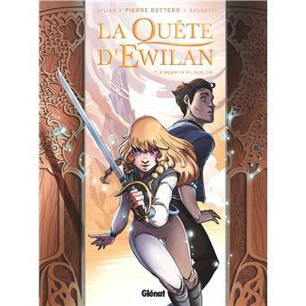 La quête d'EwilanLa Quête d'Ewilan