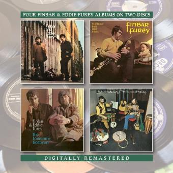 FINBAR AND EDDIE FUREY/TRADITIONAL IRISH PIPE MUSIC/2CD