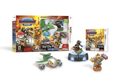 Starter Pack Skylanders SuperChargers 3DS
