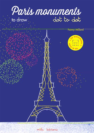 The Paris monuments to draw
