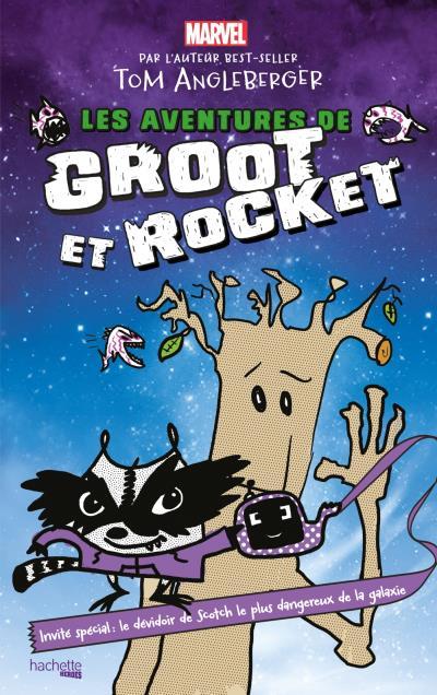 Les aventures de Groot & Rocket