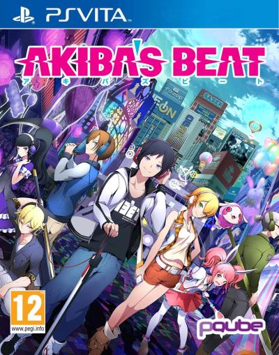 Akibas Beat PS Vita