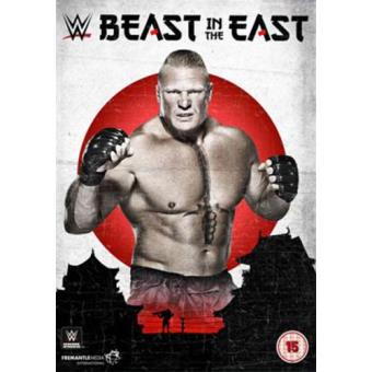 WWE Beast from the East DVD