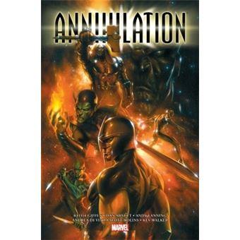 AnnihilationL'intégrale