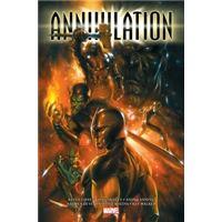Annihilation : Intégrale