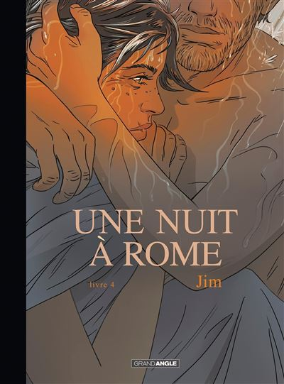 Une nuit à Rome - volume 04 - version toilée