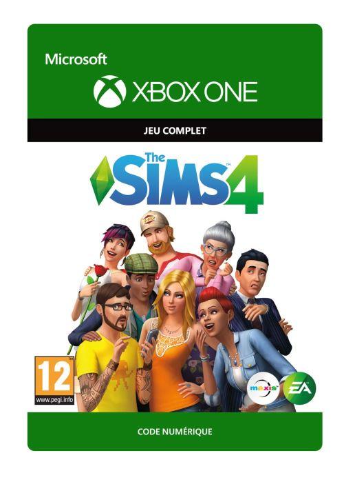 Code de téléchargement Les Sims 4 Xbox One