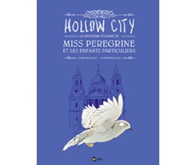 BD Miss Peregrine et les enfants particuliers