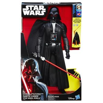 Figurine lectronique star wars dark vador ou kanan jarrus - Grande figurine star wars ...