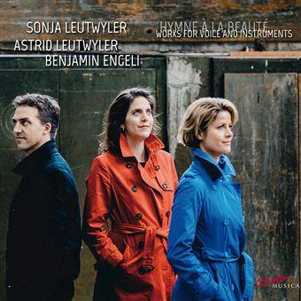 Hymne à la beauté Works for voice and instruments