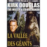 La vallée des géants DVD