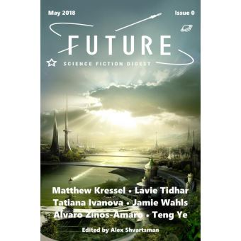 Future Science Fiction Digest Issue 0 Epub Lavie Tidhar Alex